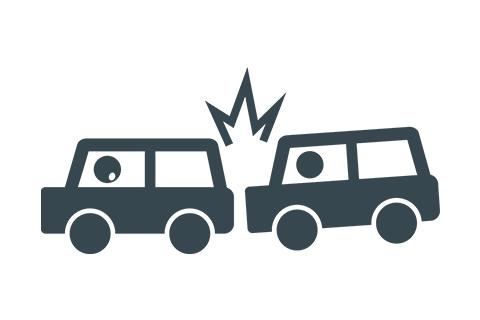 交通事故例1