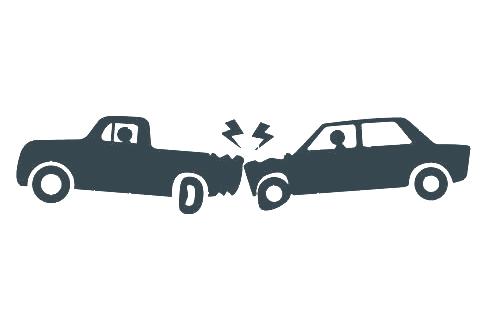 交通事故例2
