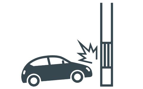 交通事故例4