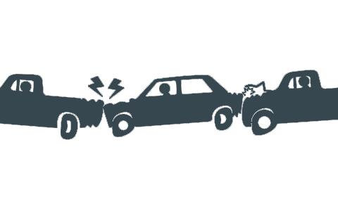 交通事故例7